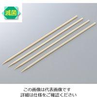 アズワン 滅菌竹串 1ケース(1000本) 1-5980-01 (直送品)