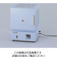 アズワン 小型プログラム電気炉 炉内寸法170×170×150mm MMF-2 1台 1-6032-02(直送品)