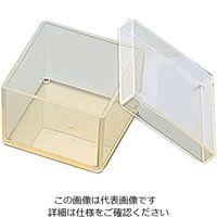 アズワン 持続性透明帯電防止ケース EBK4 781491 1個 1-6254-08 (直送品)