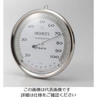 アズワン ハイエスト1型湿度計温度計付 150mm 1ー626ー01 1台 1ー626ー01 (直送品)