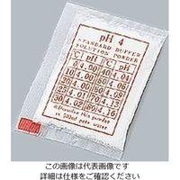 横河計測 pH標準緩衝剤 K9020XA(pH4) 1箱(12パック) 1-6318-01 (直送品)