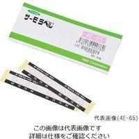日油技研工業 サーモラベル(R)4Eシリーズ(不可逆/4点式) 20枚入 4E-60 1箱(20枚) 1-634-03(直送品)