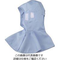 東洋リントフリー クリーンフード ブルー FC406C-02 FREE 1枚 1-6367-02 (直送品)