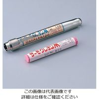 日油技研工業 サーモクレヨン(R)M(不可逆性・ペンシルタイプ) うす赤 M-150 1本 1-639-11 (直送品)