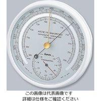 アズワン アネロイド気圧計 SBR151 1個 1-6415-01 (直送品)