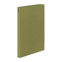 コクヨ フラットファイル ネオス<neos>A4タテ 100冊 オリーブグリーン フ-NE10