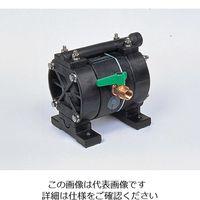 ヤマダコーポレーション ダイアフラムポンプ 10000mL/min NDP-5FVT 1台 1-656-04 (直送品)