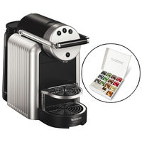 【コーヒーサンプルセットプレゼント!】ネスレネスプレッソ 業務用小型コーヒーマシン「Zenius(ジニアス)」 1台
