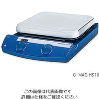 IKA(イカ) ホットスターラーC-MAG C-MAG HS10 1台 1-6607-12 (直送品)