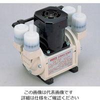 アルバック機工 ドライ真空ポンプ 6.65kPa DA-15D 1台 1-671-05 (直送品)