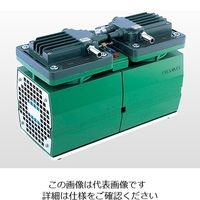 アルバック機工 ドライ真空ポンプ 13.3kPa DA-120S 1台 1-671-12 (直送品)