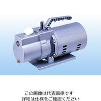 アルバック機工 油回転真空ポンプ(小型直結型) 156×341×199.5mm 二段式 G-50DA 1台 1-672-08 (直送品)