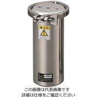 ユニコントロールズ 内容器式ステンレス加圧容器(TAシリーズ) 1.8L TA90N 1個 1-6716-01 (直送品)