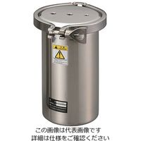 ユニコントロールズ 内容器式ステンレス加圧容器(TAシリーズ) 2.5L TA100N 1個 1-6716-02 (直送品)