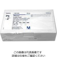 メルク(Merck) エムクァント分析試験紙 鉛 1箱(100枚) 1-6771-12 (直送品)