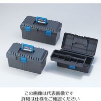東洋スチール ツールボックス 418×228×218mm TFP-410 1個 1-6809-02 (直送品)