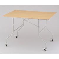金沢車輌 収納式作業テーブル TW1260 1台 1-7281-02 (直送品)