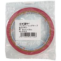 共和 バッグシーリングテープNo.25(PET)9×35赤 HZ-014-6