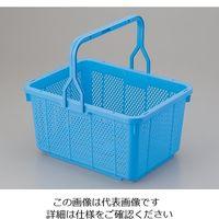 積水化学工業(セキスイ化学) 手提げバスケット 1個 1-7457-02 (直送品)