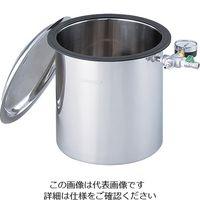 アズワン 小型真空容器 1ー7634ー01 1個 1ー7634ー01 (直送品)