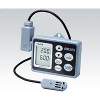 佐藤計量器製作所 記憶計 SK-L200THIIα(温湿度分離型) 1台 1-7793-04 (直送品)