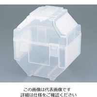 フロロウエアー・インテグリス フィルムフレームシッパー E400-276-101-0615 1個 1-8206-01 (直送品)