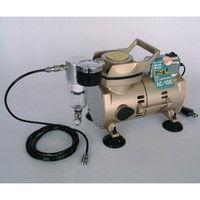 アズワン エアーコンプレッサー AC-100 1台 1-8280-21 (直送品)