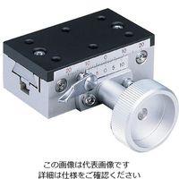 シグマ光機(SIGMAKOKI) ラックピニオンステージ(X軸) TAR-34601 1台 1-8322-01 (直送品)