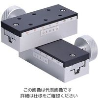 シグマ光機(SIGMAKOKI) ラックピニオンステージ(XY軸) TAR-34802 1台 1-8323-03 (直送品)