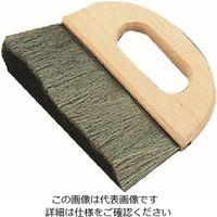 石井ブラシ産業 クシ型静電気除去ブラシ 120 1本 1-8370-05 (直送品)