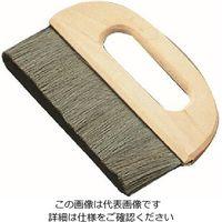 石井ブラシ産業 クシ型静電気除去ブラシ 160 1本 1-8370-04 (直送品)