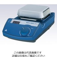 IKA(イカ) ホットプレート 100×100mm C-MAG HP4 1台 1-8501-01 (直送品)