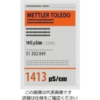 メトラー・トレド(METTLER TOLEDO) 標準液袋入り 51302049 1箱(30袋) 1-8511-13 (直送品)