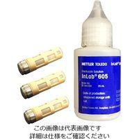 メトラー・トレド(METTLER TOLEDO) ポータブル溶存酸素メーター用メンブランキット 51340293 1個 1-8512-13 (直送品)