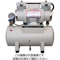アズワン コンプレッサー PC4-10HL 1台 1-8701-02 (直送品)