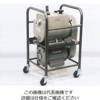 佐藤真空 ベルト駆動式油回転真空ポンプ TSW-100N 50Hz 1台 1-8785-03 (直送品)