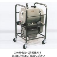佐藤真空 ベルト駆動式油回転真空ポンプ TSW-150N 60Hz 1台 1-8785-06 (直送品)