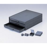 アズワン クリップボックス BOX-ESD-2 1個 1-9092-02 (直送品)