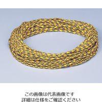 アズワン 除電ロープ #4077-SP4 4077-SP4 1巻(50m) 1-9107-01 (直送品)
