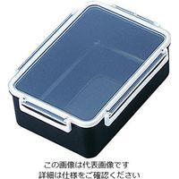 蝶プラ工業 ESDパーツボックス No.4 BK 783082 1個 1-9126-08 (直送品)