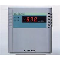 チノー(CHINO) CO2モニターMA1002 アラーム機能 MA1002-00 1台 1-9265-01 (直送品)