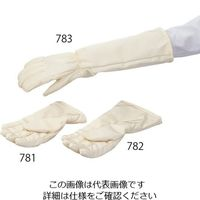 マックス(MAX) 耐熱手袋 クリーンパック 500mm MT783-CP 1双 1-9365-04 (直送品)