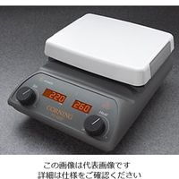 アズワン デジタルホットプレートスターラー 撹拌容量10L PC-620D 1台 1-9458-02 (直送品)
