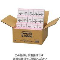 アズワン 残留塩素測定器(DPD法) DPD試薬B-2 1箱(2000包) 1-9466-12 (直送品)