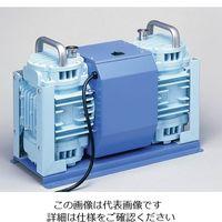 アルバック販売(ULVAC) 高真空ダイアフラム真空ポンプ 266kPa DAU-100 1台 1-9483-02 (直送品)