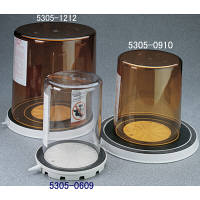 サーモフィッシャーサイエンティフィック 円筒型真空槽 5305ー1212 5305-1212 1個 (直送品)