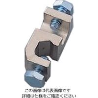 杉山製作所 角型ムッフ ボルトネジ 1個 1-9788-04 (直送品)