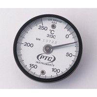 イチネンTASCO バイメタル表面温度計 低温・高温各表示針無し TMS50-250 1個 1-9897-02 (直送品)