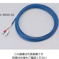 アズワン 被覆熱電対DJーKーBLー5mーY端子 1ー9930ー02 1個 1ー9930ー02 (直送品)