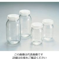 アズワン 培養UMサンプル瓶 100mL 1箱(100本) 2-085-02 (直送品)